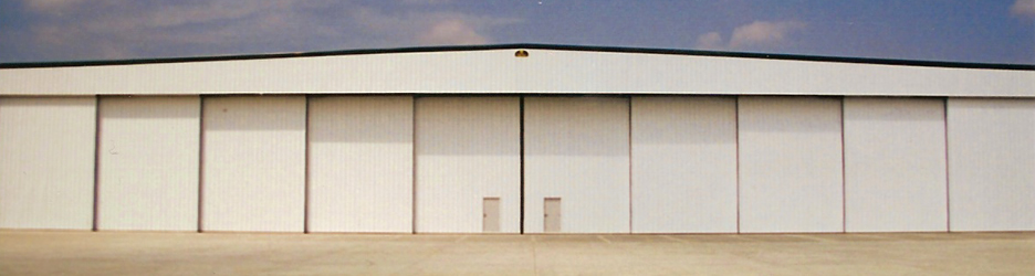Steel Aviation Hangars