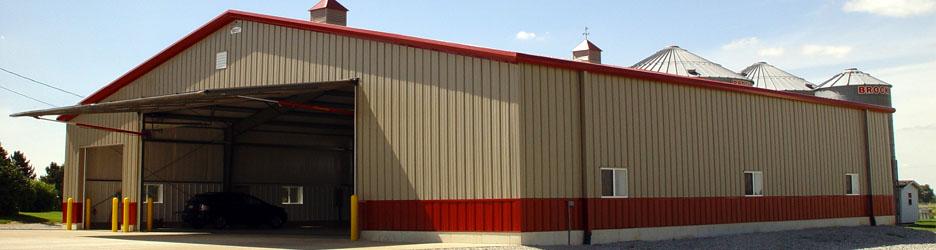 Steel Buildings Manufacturer Metal Building Construction