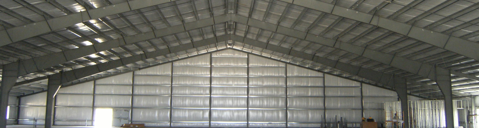 Steel Barns and Agricultural Buildings