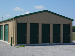 Mini-Storage Steel Building Systems