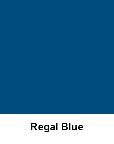 Regal Blue